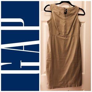 MOVING SALE GAP Kakhi Cotton Dress 1